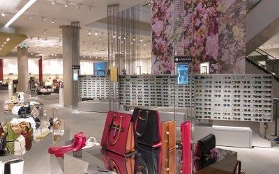 Fertigstellung und Eröffnung Flagship Store Breuninger Nürnberg. Wir können auch Ladenbau ;-)