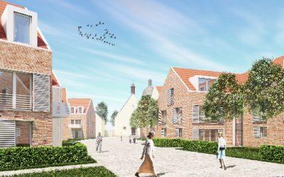 Wohnbauprojekt in Ingelheim startet mit uns. Ziel ist die Erreichung des energetischen Standards KfW 40.