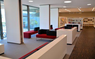 Eröffnung Mediathek Ingelheim