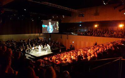 Einweihung Konzert- und Veranstaltungshalle Ingelheim