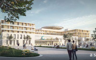 Unser nächstes Großprojekt: Neubau Klinikum Coburg!